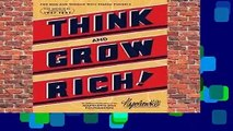 Think and Grow Rich (Official Publication of the Napoleon Hill Foundation)  Review