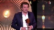 Molières 2019 : Alex Vizorek se moque de Gad Elmaleh et son affaire de plagiat