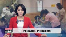 Experts urge parents to look out for pediatric problems early