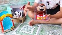 Jeu de Chien Os Bull  Bébé Beurre TV  Jouet Fun Kids, les Jouets des Enfants