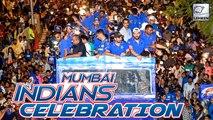 Mumbai Indians Victory Celebrations After Winning IPL 2019 | Rohit Sharma, Yuvraj Singh