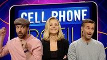 Cell Phone Profile: Lisa Kudrow, Jason Sudeikis, Will Forte