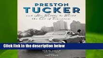 Preston Tucker and His Battle to Build the Car of Tomorrow  Review