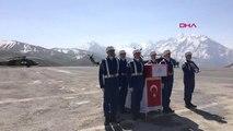 Hakkari Şehit Jandarma Uzman Çavuş Volkan Demirci İçin Hakkari'de Tören Düzenlendi-2