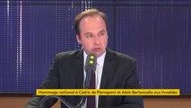 """""""L'armée française est la seule à avoir cette capacité à intervenir à l'extérieur en premier, au moment où c'est le plus dur. Mais pour assurer la présence, (...) il y a d'autres Européens qui devraient faire leur job"""" - Jean-Christophe Lagarde"""