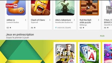 Télécharger Google Play Store