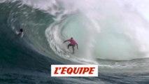 les meilleurs tubes du Red Bull Cape Fear en Tasmanie - Adrénaline - Surf