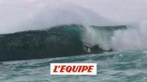 les plus grosses chutes du Red Bull Cape Fear en Tasmanie - Adrénaline - Surf