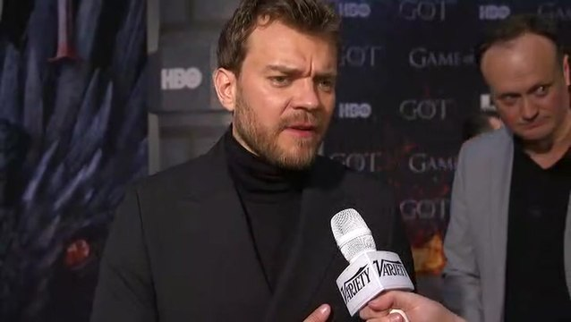 Pilou Asbæk Defends His 'Game of Thrones' Euron Greyjoy Character