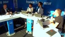 FRANCE BLEU AZUR MATIN EN DIRECT DE LA GARE DE NICE - Philippe serre