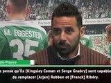 "Bayern - Pizarro : ""Coman et Gnabry peuvent remplacer Robben et Ribéry"""