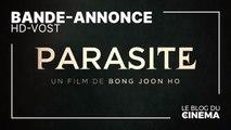 PARASITE : bande-annonce [HD-VOST]