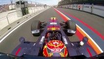 Una vuelta al Circuito de Zandvoort con Max Verstappen