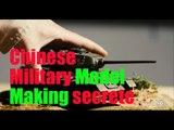 [Military] Chinese Military Model Making secrete | More China