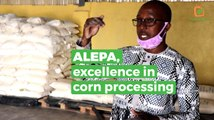 Burkina Faso: ALEPA or excellence in corn processing
