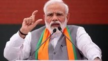 PM Modi attacks Mayawati-Akhilesh Yadav over caste Politics | Oneindia News