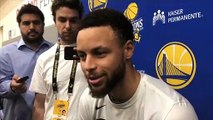 "Steph Curry says ""win-win"" for parents as brother Seth awaits in Conference Finals"