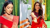 Kasautii Zindagii Kay 2: Erica Fernandes shares an emotional message for Hina Khan | FilmiBeat