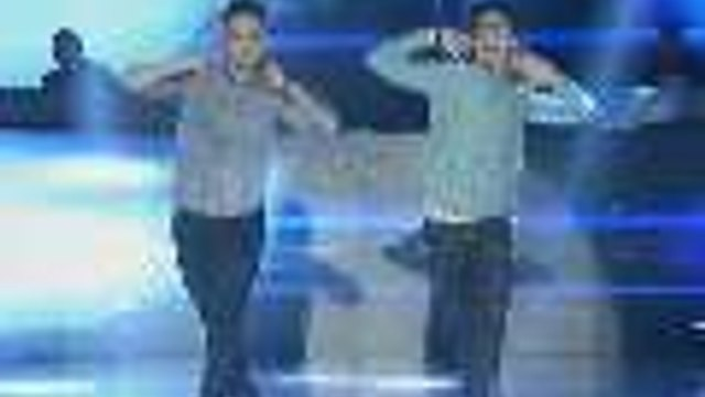 Billy and Vhong Dance Again on It's Showtime