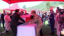 Ordu Şehit Uzman Çavuş Volkan Demirci Memleketi Ordu'da Son Yolculuğuna Uğurlandı