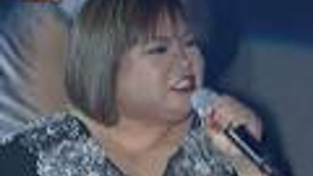 X Factor Israel grand winner Rose Fostanes performs on It's Showtime