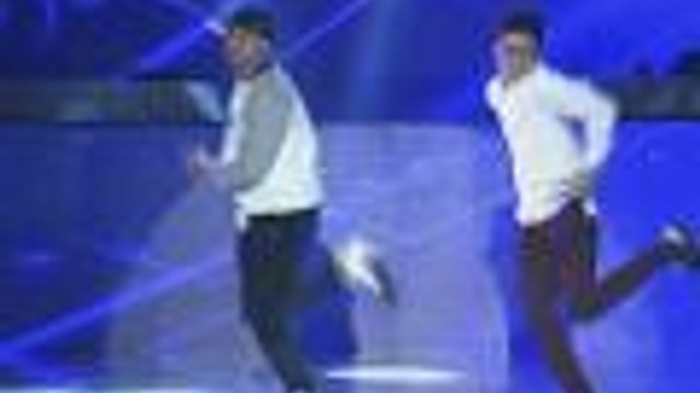 Vice dances the new Billy-Vhong Dance steps