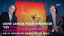 Cannes 2019 : Pierre Lescure prend la défense d'Alain Delon après la pétition