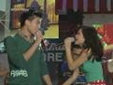 Move and groove with PBB All In Ex-Housemates Maris, Loisa, Manolo, Fourth