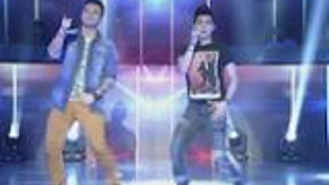 Bagong dance moves nina Billy at Vhong
