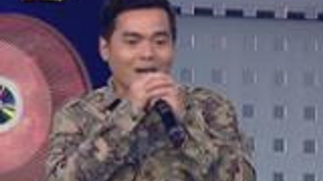 Fresh from Icons Concert, Gloc-9 nag sample sa It's Showtime