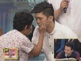 Vhong nakipag-nose to nose madlang audience sa Sine Mo To!