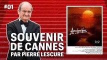 Pierre Lescure, souvenir de Cannes : 1979, un grand cru