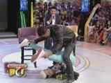 Gerald, Ken do wrestling prank with Vice