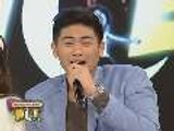 """Manolo Pedrosa sings """"Chinito Problems"""" on GGV"""