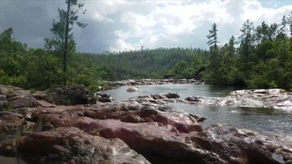 Travel Track On Sirk TV: RIO FRIO CAVE & RIO ON FALLS (Quick Look) [Mountain Pine Ridge Forest Reserve - Belize]