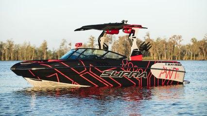 Supra Boats PWT - The 2019 SA 550