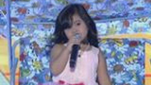 Maja Salvador Mini Me, nagpamalas ng galing sa sining, dancing at acting