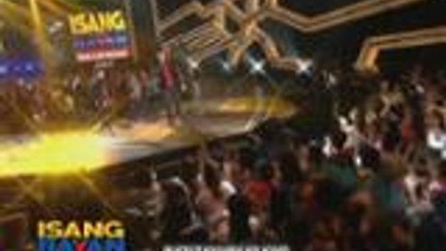 Kapamilya stars unite for Pacman