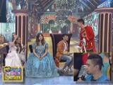 Vice Ganda hinadlangan ang sweet moments nina Vhong and Anne sa Sine Mo To