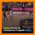 Les  5 choses à savoir sur Stephen Curry