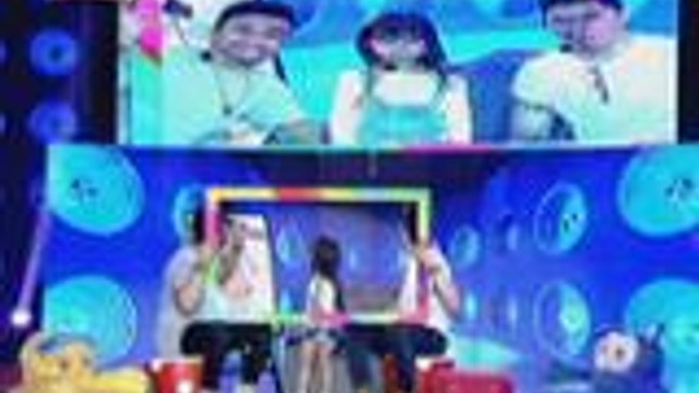 Xia at mga Kuys Billy at Vhong nagface dance!