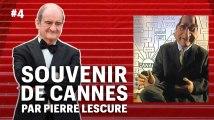 Pierre Lescure, souvenir de Cannes #4 : Les années Canal