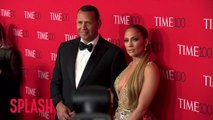 Jennifer Lopez Took Fiancé Alex Rodriguez To Strip Club