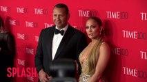 Jennifer Lopez Took Fiancé Alex Rodriguez To Strip Club