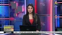 teleSUR Noticias: Policía intentó irrumpir en embajada de Vzla en EEUU