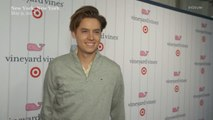 Right Now: Cole Sprouse at the Launch Event of Target's Vineyard Vines Collaboration