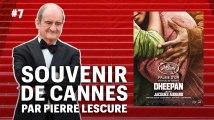 Pierre Lescure, souvenir de Cannes #7 : Ma 1ère délibération