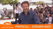 EDOUARD BAER - Photocall - Cannes 2019 - VF