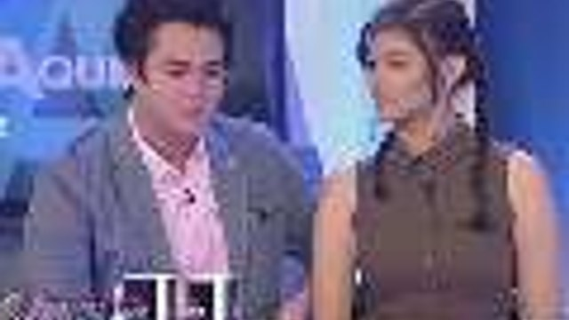 Enrique comments on supposed rivalry of Liza and Julia