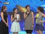 PBB 737 ex-housemate Barbie Imperial nakipagjamming kina Vice, Anne at Karylle